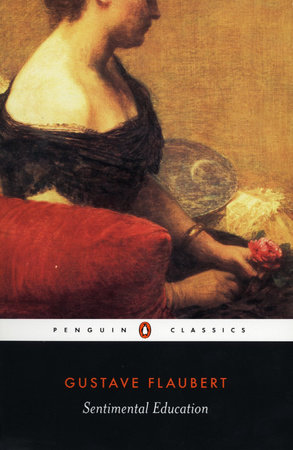 Sentimental Education by Gustave Flaubert