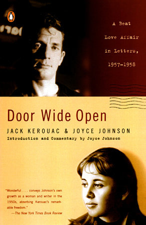 Door Wide Open by Jack Kerouac and Joyce Johnson