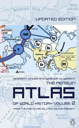 The Penguin Atlas of World History by Hermann Kinder and Werner Hilgemann
