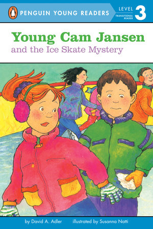 Young Cam Jansen and the Ice Skate Mystery by David A. Adler