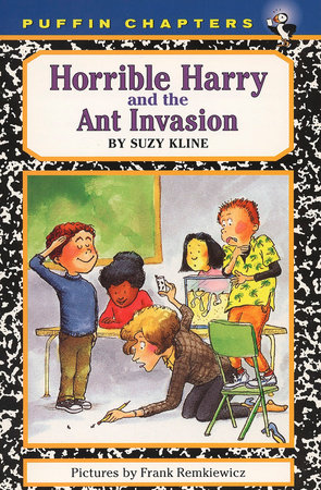 Horrible Harry and the Ant Invasion by Suzy Kline