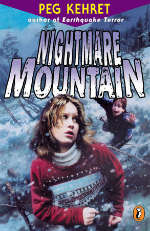 Nightmare Mountain by Peg Kehret