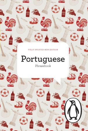 The Penguin Portuguese Phrasebook by Jill Norman