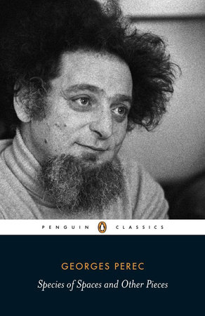 Species of Spaces and Other Pieces by Georges Perec