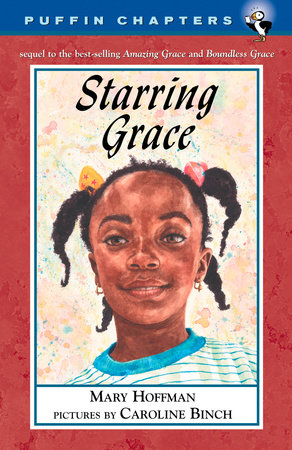 Starring Grace by Mary Hoffman