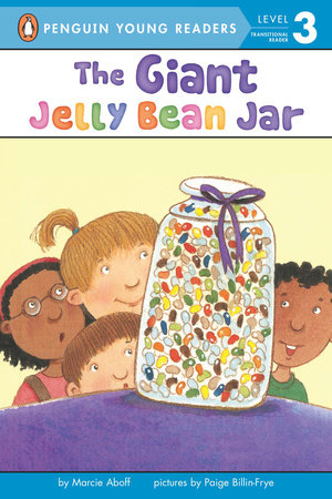 The Giant Jellybean Jar by Marcie Aboff
