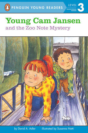 Young Cam Jansen and the Zoo Note Mystery by David A. Adler