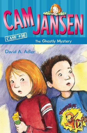 Cam Jansen: the Ghostly Mystery #16 by David A. Adler