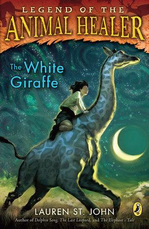 The White Giraffe by Lauren St. John