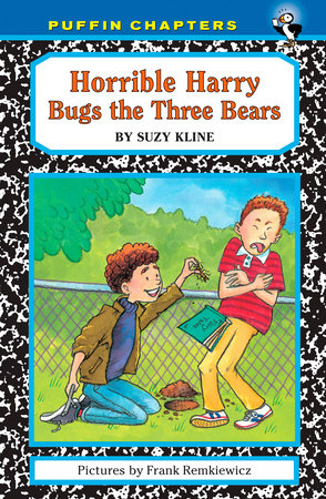 Horrible Harry Bugs the Three Bears by Suzy Kline
