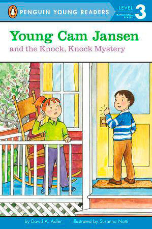 Young Cam Jansen and the Knock, Knock Mystery by David A. Adler