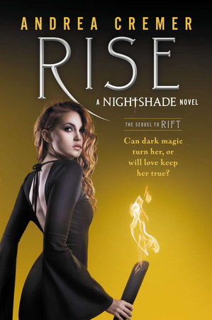 Rise by Andrea Cremer