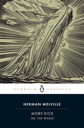 Moby-Dick by Herman Melville and Coralie Bickford-Smith