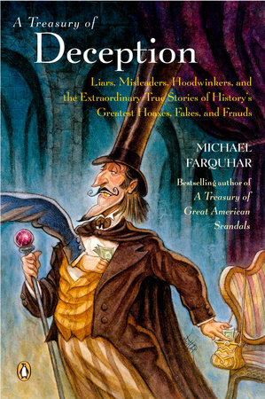 A Treasury of Deception by Michael Farquhar