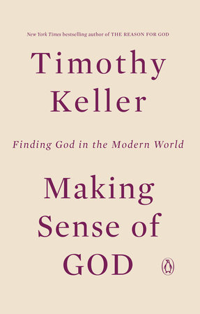 Making Sense of God by Timothy Keller | PenguinRandomHouse