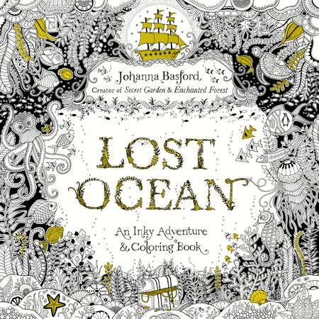 Lost Ocean Book Cover Picture