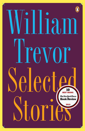 Selected Stories by William Trevor