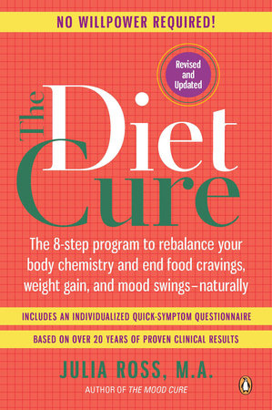 The Diet Cure by Julia Ross