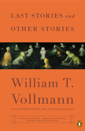 Last Stories and Other Stories by William T. Vollmann