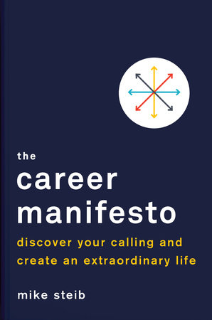 The Career Manifesto Book Cover Picture