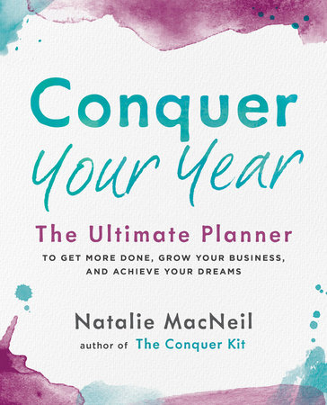 Conquer Your Year by Natalie MacNeil
