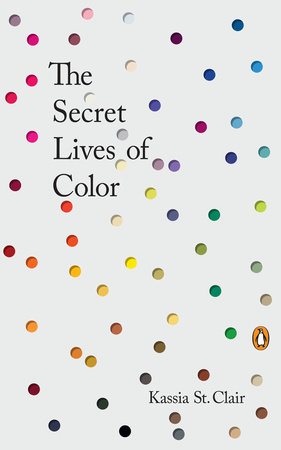 The Secret Lives of Color Book Cover Picture