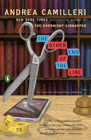 The Other End of the Line by Andrea Camilleri