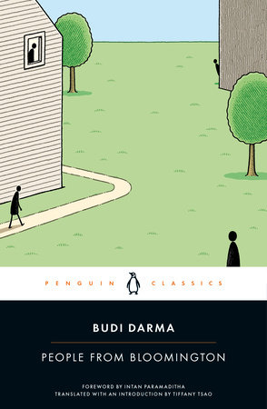 People from Bloomington by Budi Darma