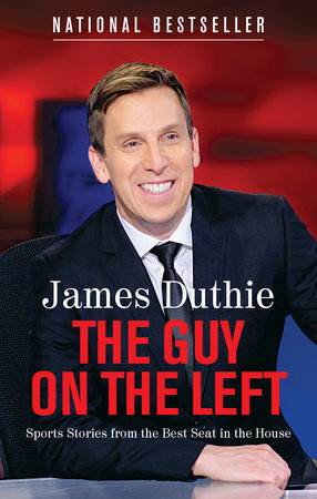 The Guy on the Left by James Duthie