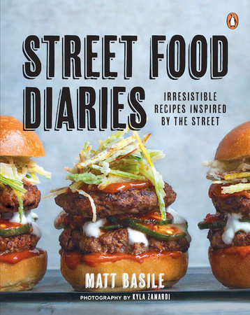 Street Food Diaries by Matt Basile