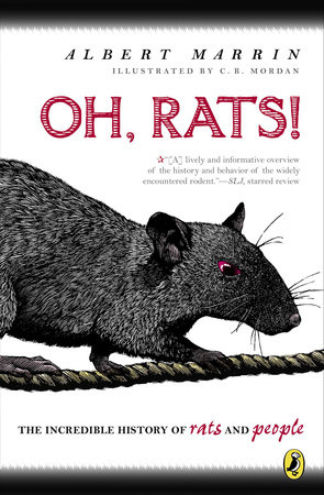 Oh Rats! by Albert Marrin
