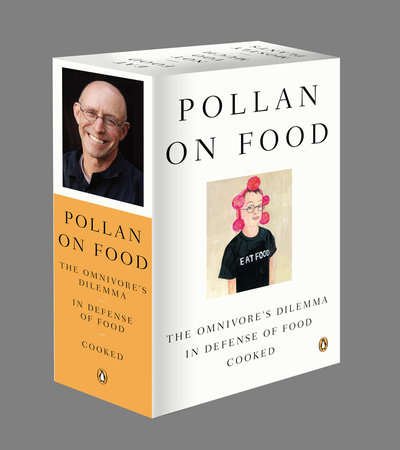 Pollan on Food Boxed Set by Michael Pollan