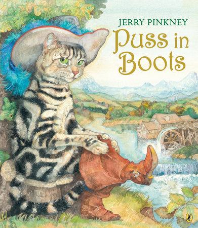 Puss in Boots by Jerry Pinkney
