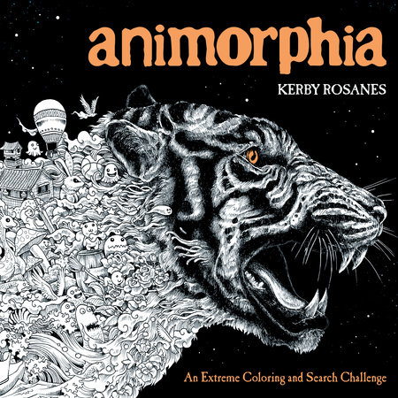 Animorphia by Kerby Rosanes