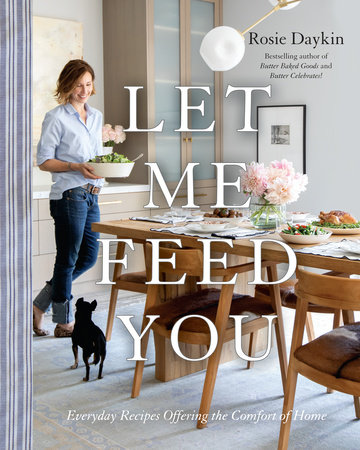 Let Me Feed You by Rosie Daykin