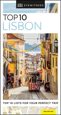 Top 10 Lisbon by DK Eyewitness