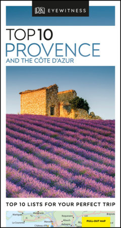Top 10 Provence and the Côte d'Azur by DK Eyewitness