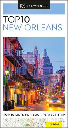 DK Eyewitness Top 10 New Orleans by DK Eyewitness
