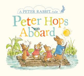 Peter Hops Aboard