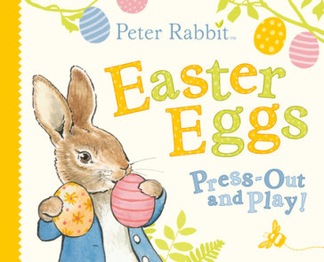 Peter Rabbit Easter Eggs Press-Out and Play
