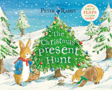 The Christmas Present Hunt by Beatrix Potter