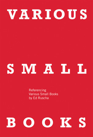 VARIOUS SMALL BOOKS by