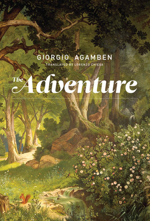 The Adventure by Giorgio Agamben