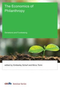 The Economics of Philanthropy