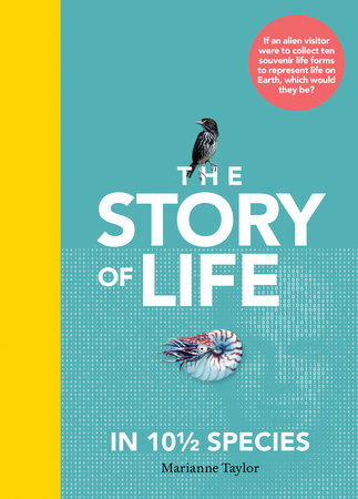The Story of Life in 10 1/2 Species by Marianne Taylor