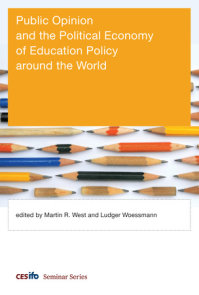 Public Opinion and the Political Economy of Education Policy around the World