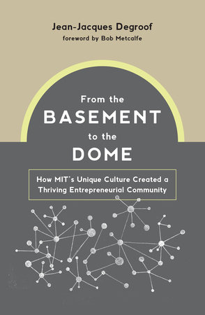 From the Basement to the Dome by Jean-Jacques Degroof