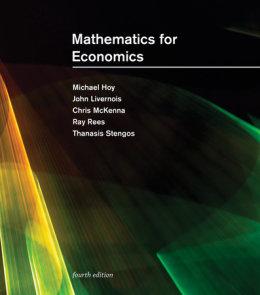 Mathematics for Economics, fourth edition