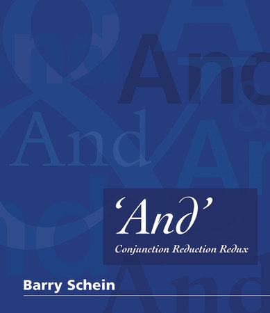 'And' by Barry Schein