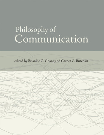 Philosophy of Communication by